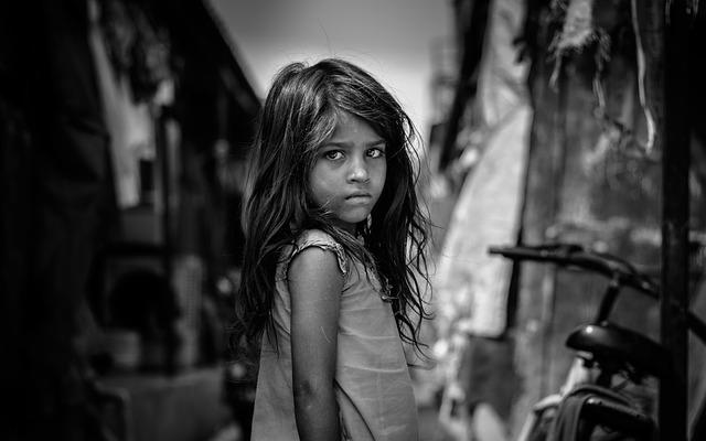 malá dívka